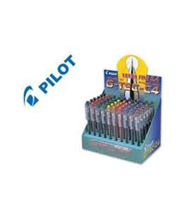 Expositor g-tec-c4 10 colores surtidos 60 unidades pilot