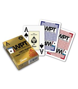Baraja carta poker gold edition c.55 fournier 1033745 451141