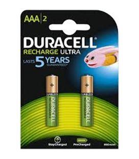 Pila recargable hr03 aaa blister 2 duracell 203815 - 59562