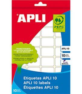 Etiqueta oficina apli10 50mmx149mm 10 hojas 20 etiquetas apli 01658 - 01658