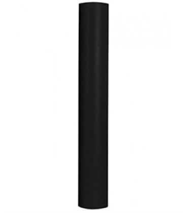 Rollo efecto tela negro dressy bond 80cmx25mt apli 14518 - 14518