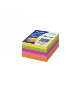 Notas adhesivas 50x50 5 colores neon 250h dohe 75015