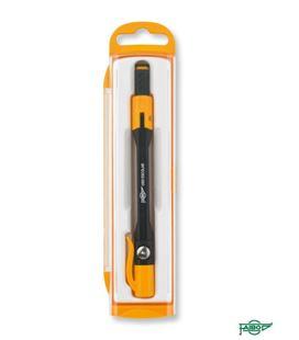 Compas pen escolar metalico amarillo faibo 911-05 - 911-05
