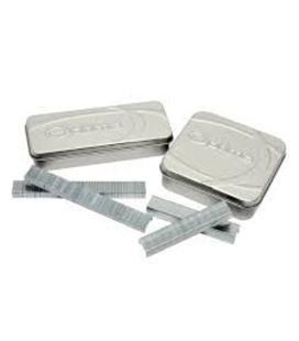 Grapas optima nº 56 (26/6 ) - caja metálica 3750 unidades rexel 2102496 - 2102496