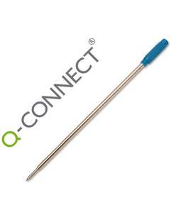 Recambio boligrafolio boli cross azul q-connect kf21741 17843 - 17843