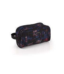 Zapatillero azul y rojo gabol 220570099 - 220570099