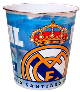 Papelera real madrid cyp tc-05-rm - 56134