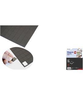 Lamina a4 magnetica adhesiva 140 piezas miniland 95010