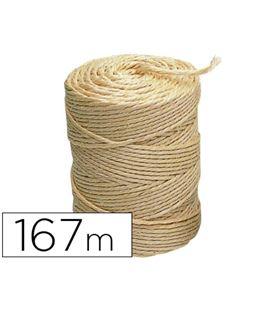 Bobina cuerda sisal 3 cabos 1kg 59431