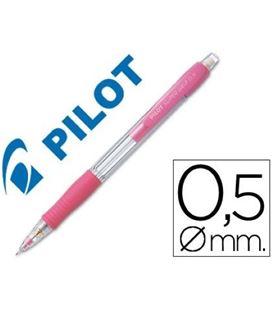 Portaminas 05 rosa super grip pilot h-185-sl 154331 - N185RS