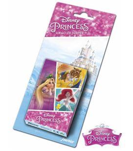 Baraja infantil 40 cartas princesas disney foliournier 1034800 - 1034800
