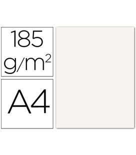 Cartulina a4 185grs blanca c.50 canson iris c200040152 - 200040152