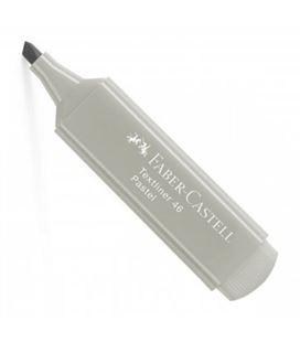 Marcador fluorescente pastel gris seda textliner faber castel 154634 546344