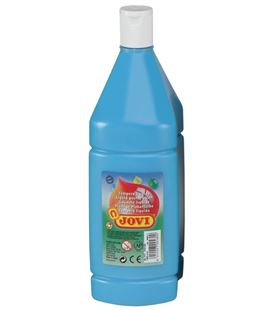 Tempera liquida 1000ml azul cyan jovi 511/21 004800