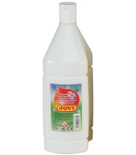 Tempera liquida 1000ml blanco jovi 511/01 004749