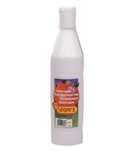 Tempera liquida 500ml blanco jovi 506/01 003643
