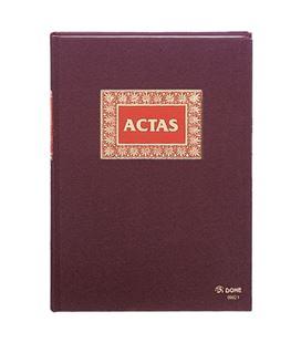 Libro contable folio actas 50h dohe 09921 - 09921