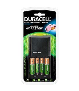 Cargador pilas recargables cef27 duracell 81362512 - 59572