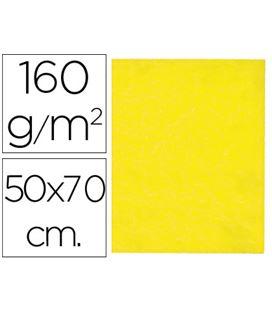 Fieltro liderpapel 50x70cm amarillo 160g/m2 liderpapel 73786 - 73786