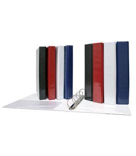 Carpeta canguro basic 2 anillas a4 16mm premier blanco grafoplas 02336570 - 59567