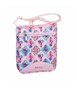 Bolsito bandolera moos flamingo pink safta 611922431 - 611922431