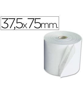 Papel electra rollo 37,5x75 diametro 10 unidades liderpapel 12073 - 12073