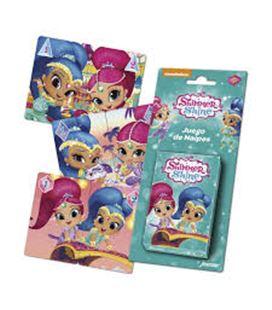 Baraja infantil 40 cartas shimer&shine foliournier 1034801 - 1034801