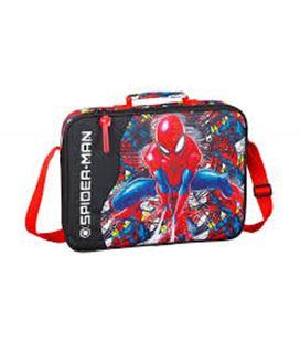 Cartera extraescolar spiderman super hero safta 611943385 - 611943385