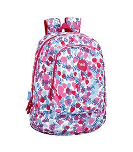 Mochila backpack doble vmb be safta 611936572 - 611936572