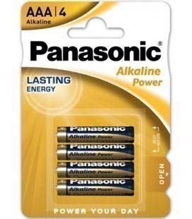 Pila alkalina lr3 aaa blister 4 unidades panasonic 03933 - 23401166