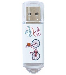 Memoria usb 32gb be bike techonetch tec4005-32 (incluye canon 0,24?) - 45003310