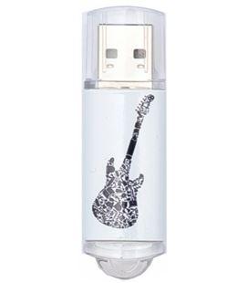 Memoria usb 32gb crazy black guitar techonetch tec4006-32 (incluye canon 0, - 45003311