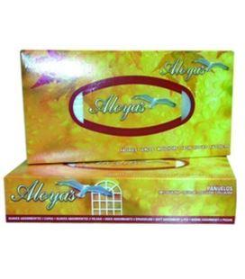 Pañuelo papel 2 capas 22,75x20cm caja 100 unidades aloyas c08003 - 18701169