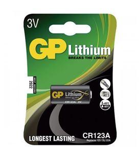 Pilas lithium 3v cr123a lithium maxell gpcr123a-2u1 - 23401662