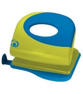 Taladro 2 agujeros smail ergonómica verde-azul herlitz-pelikan 11365137 - 11365137