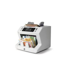 Detector, contador y totalizador billetes falsos safescan 2665-s 112-0509 - 2665-S
