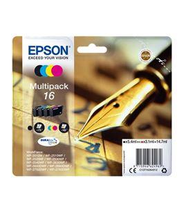 Cartucho inkjet multipack 16 4colores epson c13t16264012 - 444198560