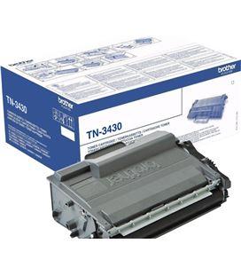 Toner laser negro tn-3430 brother - 31407