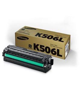 Toner laser negro samsung clt-k506l/els - 15501