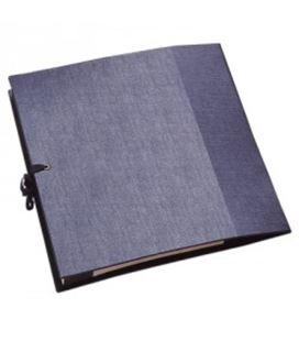 Clasificador acordeon fuelle folio a-z/1-31 negro dohe 10260 - 10260