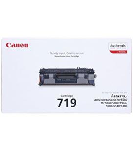 Toner laser negro cartridge 719 canon - 154050