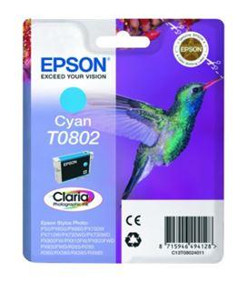 Cartucho inkjet cyan stylus epson c13t08024011 - 56892