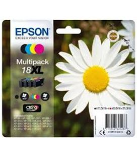 Cartucho inkjet pack 4 colores epson c13t18164012 - 56905