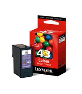 Cartucho inkjet color nº 34xl lexmark 018yx143e - 56849