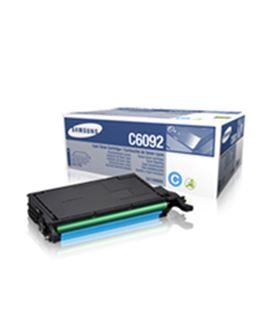 Toner laser cyan 7000paginas samsung clt-c6092s - 56815