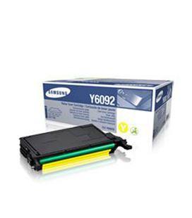 Toner laser amarillo 7000paginas samsung clt-y6092s - 56818