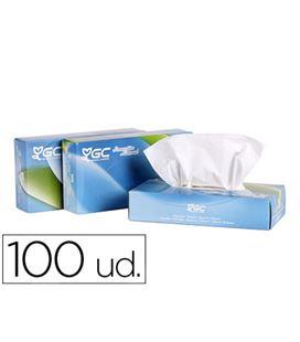 Pañuelo tissu 2 capas 21x20,7cm caja 100 unidades gc f283102 - 58723