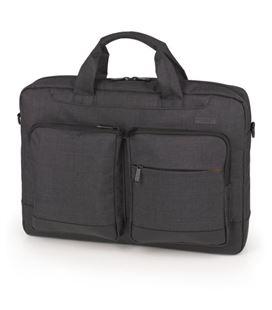 """Cartera mochila ejecutivo gris 15,6"""" ipad system gabol 408613016 - 408613016"""