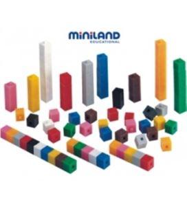 Cubos 1cm 1000u. miniland 95211 - 95211