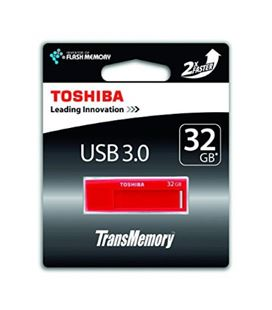 Memoria usb 3.0 32gb transmemory toshiba thnv32daired - 31569